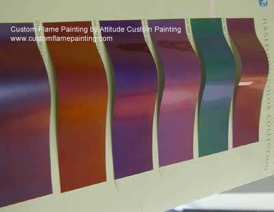 Car paint samples stock photo. Image of gray, custom 36115904.